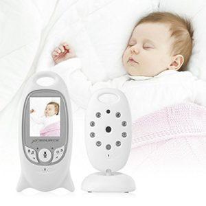 Zwillings Babyphone mit Kamera